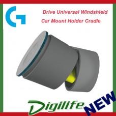 Logitech +Drive Universal Windshield Car Mount Holder Cradle iPhone 5 6 7 S Plus