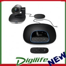 Logitech CC3500e Conference Cam Group HD Video Conferencing Webcam