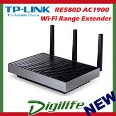 TP-LINK RE580D - AC1900 Wi-Fi Range Extender Booster