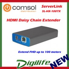 ServerLink HDMI Daisy Chain Extender over Cat 5 to 100m Full HD 1080p & 3D