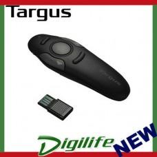 TARGUS Wireless Presenter with Laser Pointer, Powerpoint, USB for PC/Windows