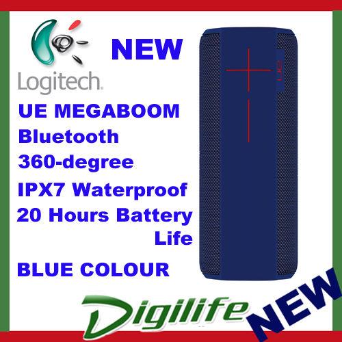 LOGITECH Ultimate Ears UE MEGABOOM Bluetooth Wireless