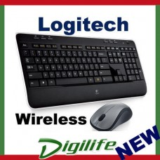 Logitech MK520R Wireless Combo Full Size Wireless Keyboard & Mouse