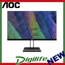 "AOC 23.8"" IPS 5ms Full HD Zero Edge Ultra Slim FreeSync Monitor - DP1.2/HDMI1.4"