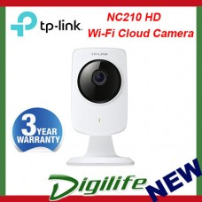 TP-Link NC210 HD 150Mbps Wi-Fi H.264 Cloud Camera CCTV