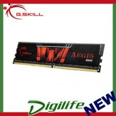 G.Skill AEGIS 4GB DDR4 2400MHZ DIMM F4-2400C17S-4GIS
