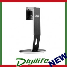"AOC H271 4 Way Height Adjustable Stand VESA 75/100mm Support Up to 27"" 3.8-4.8k"