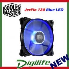 Cooler Master Jetflo 120 Case Fan -Blue LED 120mm