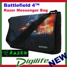 "Razer Battlefield 4 Retail Messenger Bag up to 15"" Notebook"