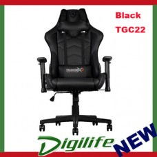 AEROCOOL ThunderX3 TGC22 Ergonomic Motorsports Inspired Gaming Chair Black