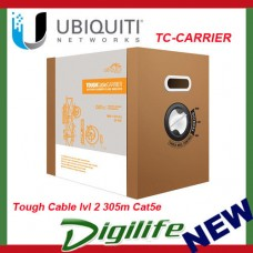 Ubiquiti Tough Cable lvl 2 305m Cat5e 100Mbps support