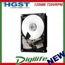 "HGST 3.5"" 2TB 128MB 7200RPM SAS 12GBs 512E ISE 7K6000 0F22799 - 5 Year Warranty"