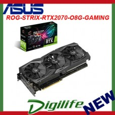 Asus nVidia Geforce RTX 2070 ROG Strix OC 8GB GDDR6 Gaming Graphics Video Card