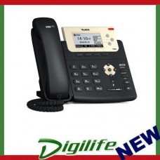Yealink T23G 3 Line IP phone, 132x64 LCD, Dual Gigabit Ports, PoE/HDV. No Power