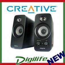 Creative Inspire T10 2.0 Computer Speakers PC TV MP3