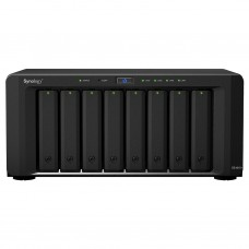 "Synology DiskStation DS1815+ 8-Bay 3.5"" Diskless 4xGbE NAS (Tower) 2GB Atom CPU"