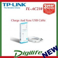 TP-LINK TL-AC210 Charge & Sync USB Cable for iPhone iPad
