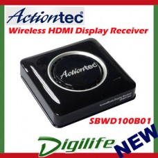 Actiontec Wireless HDMI Display Receiver for Miracast WIFI Device ScreenBeam Pro