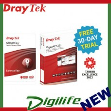 Draytek Web Content Filter Package for VigorFly 210 / Vigor2110 / 2120 / 2130 /