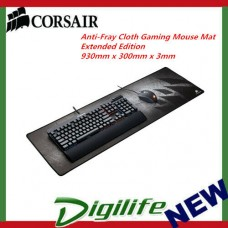 Corsair MM300 Anti-Fray Cloth Gaming Mouse Mat Extended Edition 930mmx300mmx3mm