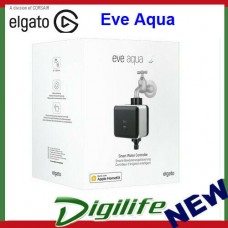 Elgato Eve Aqua Wireless Outdoor Smart Water Tap Controller for Apple HomeKit