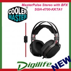 Cooler Master MasterPulse Stereo with BFX SGH-4700-KKTA1
