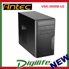 Antec VSK-3000B-U3 Front USB 3.0 ATX Micro-ATX Tower Computer PC Case