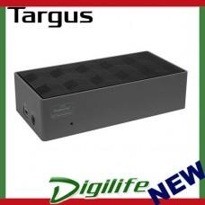 Targus USB-C DUAL VIDEO 4K DOCKING STATION WITH 100W LAPTOP CHARGING