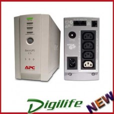 APC Back-UPS BK500EI CS 500VA 300 Watts,USB, hot swap battery
