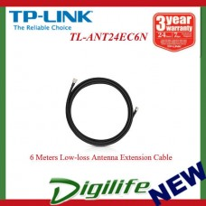 TP-LINK TL-ANT24EC6N 6M Low-loss Antenna Extension Cable