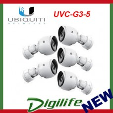 Ubiquiti UniFi Video Camera UVC G3 IR Full 1080P HD Cam 5 pack NO PoE