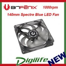 Bitfenix 140mm Spectre Blue LED 1000RPM Case Fan