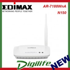 Edimax AR-7188WnA N150 Wireless ADSL2/2+ Modem Router