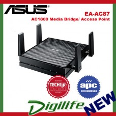 ASUS EA-AC87 5GHz Wireless AC 1800 Media Bridge / Access Point