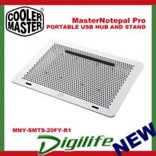 Cooler Master MasterNotepal Pro Laptop Cooler & USB Hub MNY-SMTS-20FY-R1