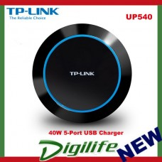TP-Link UP540 40W 5-Port USB Charger 1.65X Fast Charging