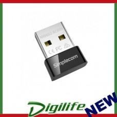 Simplecom NW602 AC600 Dual Band Nano USB WiFi Wireless Adapter