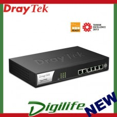 Draytek Vigor2960 Dual Gigabit Broadband Firewall QoS IPv6 Router