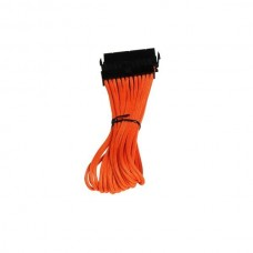 Bitfenix Orange ATX 24Pin Motherboard Sleeved Power Cable Extension