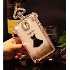 Samsung S5/9600 Fashionable and elegant smartphone Case- Gradient Black color