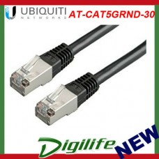 Astrotek 30m CAT5e RJ45 Ethernet Network LAN Cable Grounded Shielded