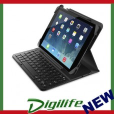 Belkin QODE BT 4.0 Slim Keyboard Case Smart Cover Stand iPad 17/18 iPad Air 1 ,2
