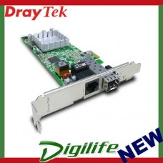 Draytek Vigor 132F VDSL2/ADSL2+ PCI Express NIC with Security Firewall SFP