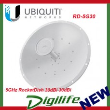 Ubiquiti 5GHz RocketDish 30dBi with rocket kit RD-5G30