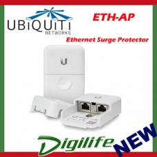 Ubiquiti Ethernet Surge Protector, ETH-SP-G2 Grounded ESD Protection