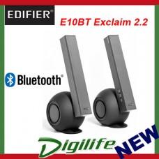 Edifier E10BT Exclaim Connect 2.2 Lifestyle Studio Speakers Bluetooth BT