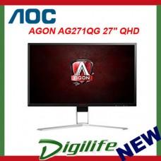 "AOC AGON AG271QG 27"" QHD G-Sync 165Hz IPS Gaming Monitor"