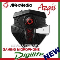 AVerMedia Gaming Voice Chat Microphone Aegis USB High Sensitivity GM310