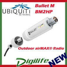 Ubiquiti Bullet M2 802.11b/g/n WIFI Access Point Outdoor airMAX® Radio M