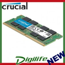Crucial 4GB Laptop Notebook Momory 1x4GB DDR4 2666MHz SODIMM CL19 Single Ranked